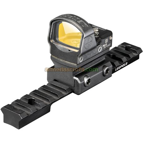 Kit extensión cargador Wlather Q5 - 2 tiros