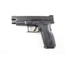 "Pistola HS XDM-9 4,5"" 9 mm Luger negra HS PRODUKT Armeria Scrofa"