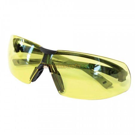Gafas para tiro Skyte Amarillas Casey Birchwood Casey Armeria Scrofa