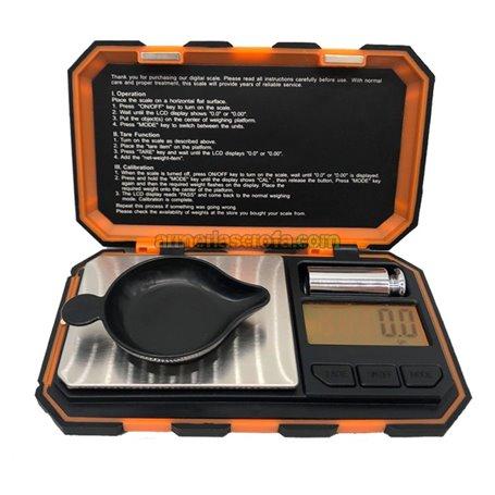 Báscula digital de precisión HEADSHOT HD1500 Headshot Armeria Scrofa