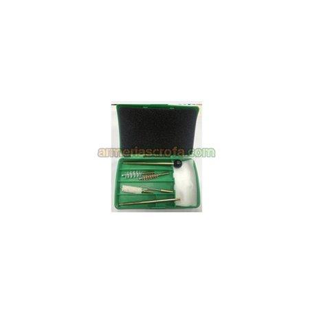 Kit Limpieza plast. Cal. 22 Verde Headshot Headshot Armeria Scrofa