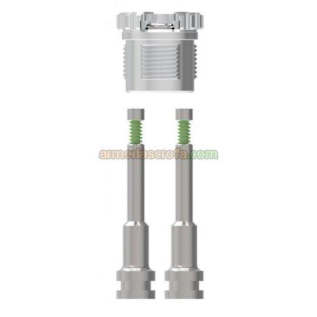 Coloca pistones para prensas Brench Lock (Ram Prime) LEE Precision Inc. Armeria Scrofa