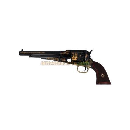 """Revolver Pietta Cal. 44 8"""" Buffalo Bill Conmemoration 1858 Pietta Armeria Scrofa"""