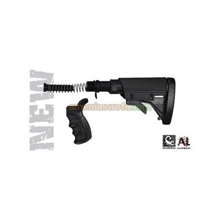 ATI Culata AR-15 Tactical Sistema Scorpio ATI Technologies Inc. Armeria Scrofa