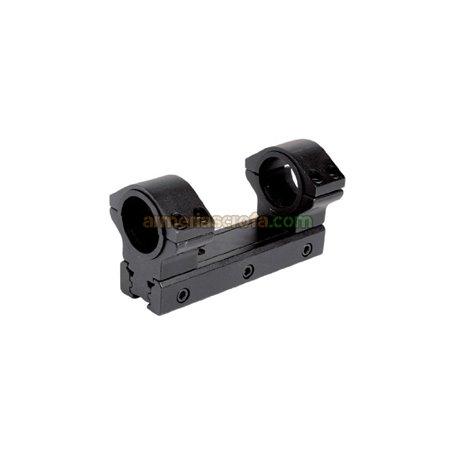 "Anillas modelo Universal doble uso 1""/30mm A. Izquierdo Armeria Scrofa"