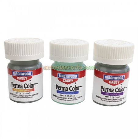 Perma Color Case Kit Casey Birchwood Casey Armeria Scrofa