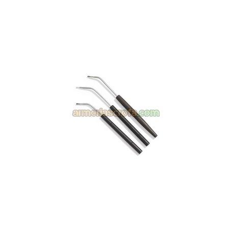 Cepillos curvados casey para limpieza de armas Birchwood Casey Armeria Scrofa