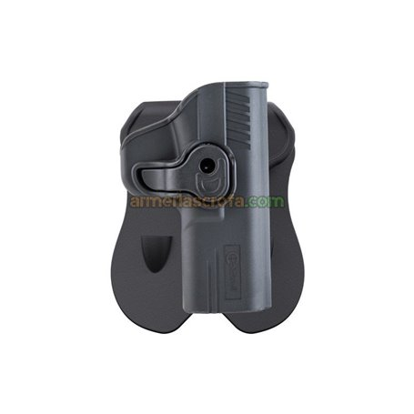 Funda Rígida Caldwell Tac Ops para Glock 19 Caldwell Armeria Scrofa