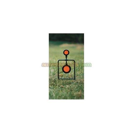 Dianas metálica doble para Cal. 45ACP-44Sp. Caldwell Armeria Scrofa