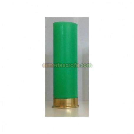 Vainas Cal. 12-70-12 Fiocchi Verde sin piston 100un Fiocchi Armeria Scrofa
