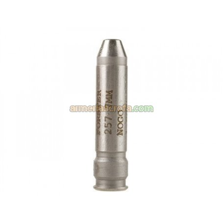 Comprobador de recámara Cal. 257-7mm NOGO Forster Armeria Scrofa