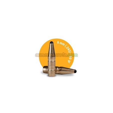 Puntas Cal. 243-80 Classic Hunter FOX 10unid Fox Bullets Armeria Scrofa