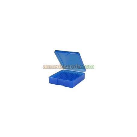 Caja Frankford Azul 100 Cal.44SP-44RM- 45LC(1007) (OB) Frankford Arsenal Armeria Scrofa