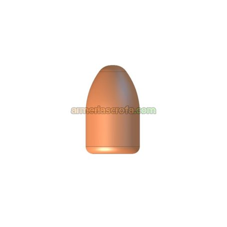Puntas Cal. 9mm-124-RN Match Cobre Frontier ( 100 uni.) Frontier Metal Processing (PTY) Ltd Armeria Scrofa