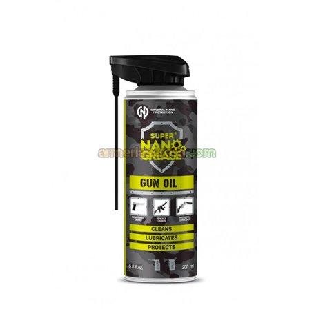 Gun Oil NANO 200ml Aerosol General Nano Protection SE Armeria Scrofa