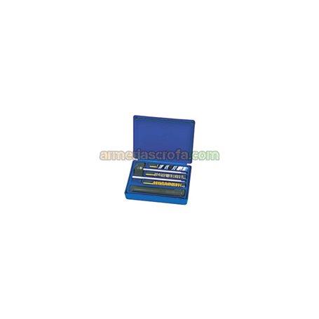 Kit Limpieza plast. Cal. 9-38 Azul HeadShot Headshot Armeria Scrofa