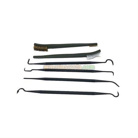Limpiadores y Cepillos para la limpieza de Armas Headshot Headshot Armeria Scrofa