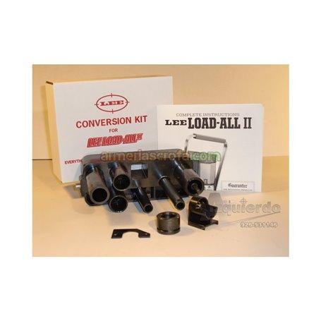 Conversión Load All II a Cal. 12 LEE Precision Inc. Armeria Scrofa