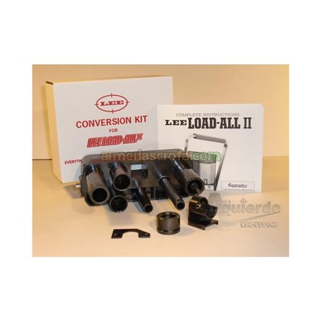 Conversión Load-All II a Cal. 20 LEE Precision Inc. Armeria Scrofa