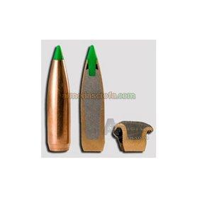 Maletin Arma corta negro Megaline 50x30x8.5cm Mod.500/0000