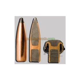 Maletin para rifle negro Megaline 125x25x11cm Mod.200/0004