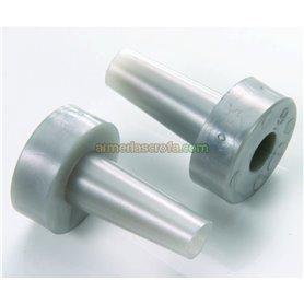 Kit Limpieza plast. 3 piezas Cal. 8mm Megaline